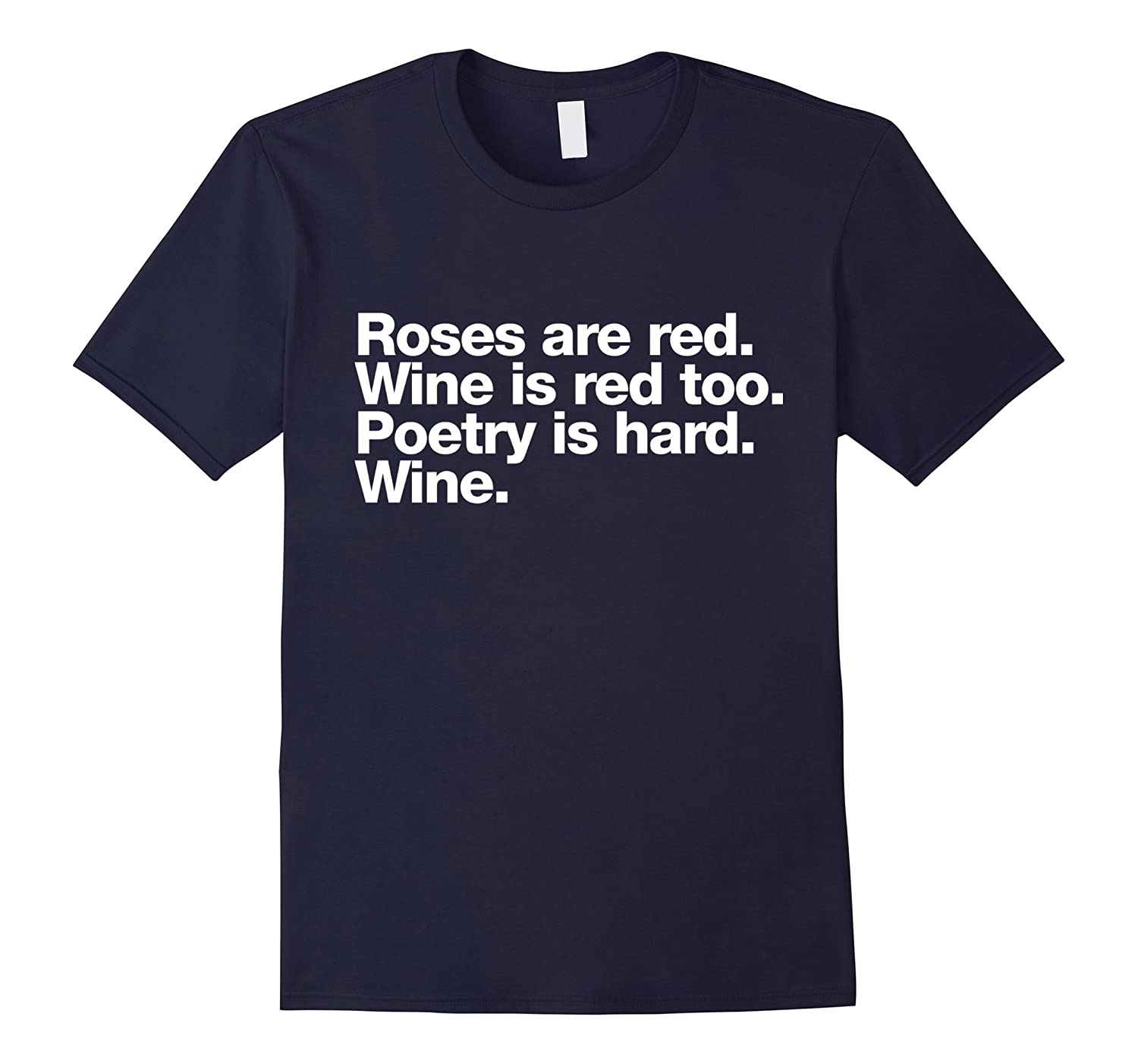 Wine is red too | Simple typography design-Art