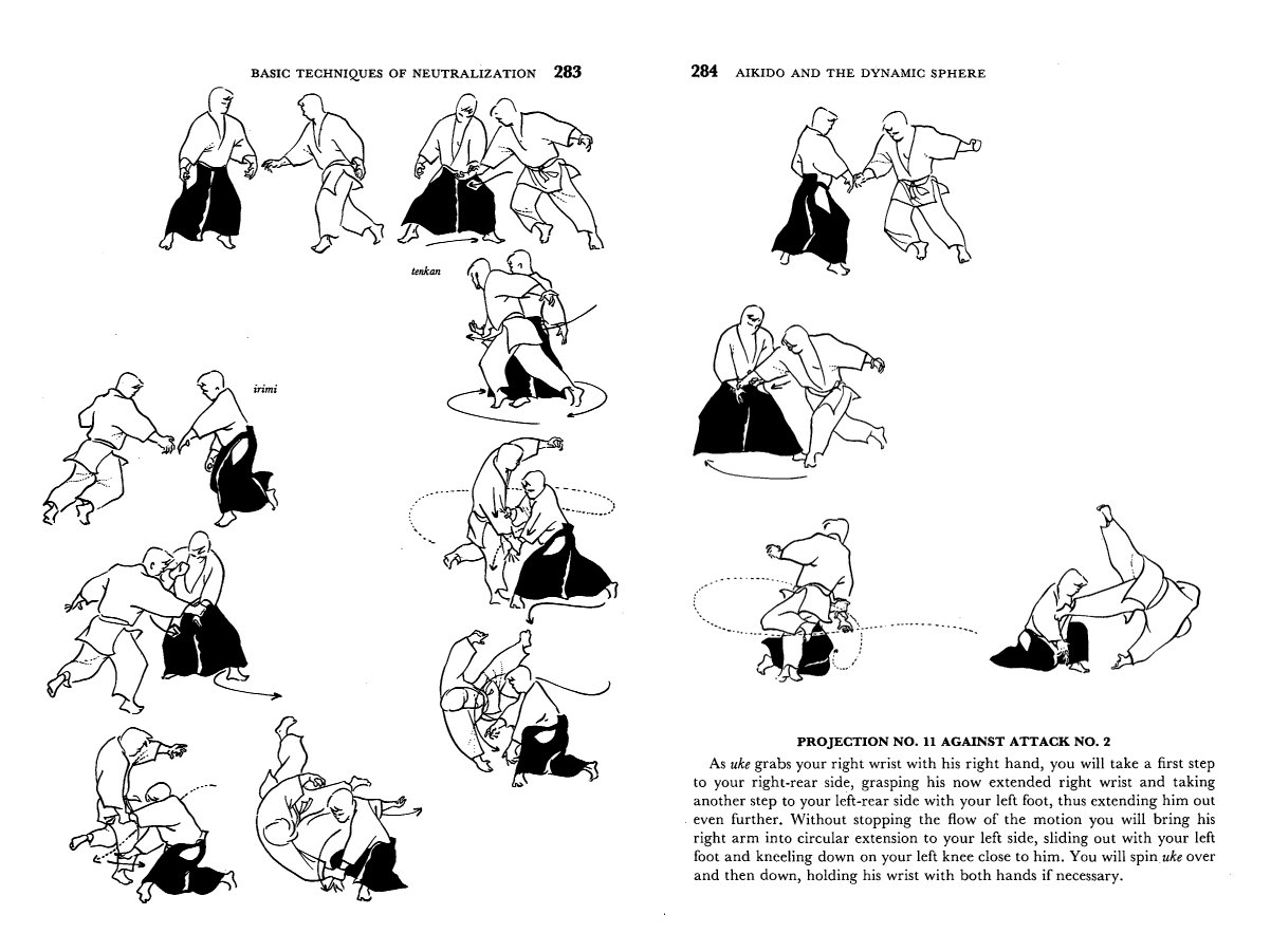 Aikido And The Dynamic Sphere An Illustrated Introduction Tuttle Martial Arts Westbrook Adele Ratti Oscar 8601402198610 Amazon Com Books