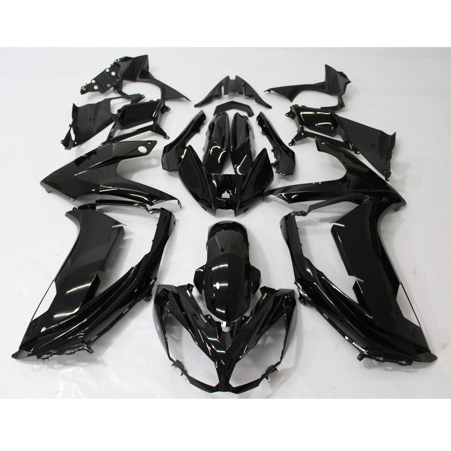 Amazon.com: Wotefusi Motorcycle Painted UV Injection Mold ...