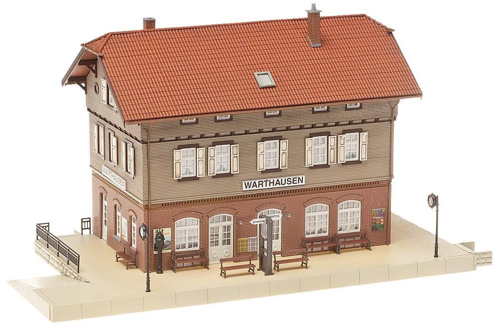 Faller 110123 - Bahnhof Warthausen