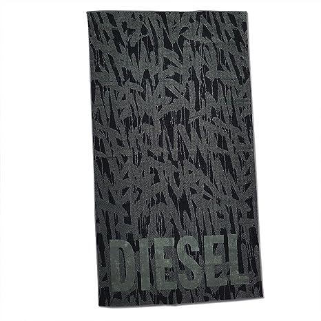 DIESEL by mirabello carrara spa Toalla Playa o Piscina Diesel Gym 100% Esponja Disponible de