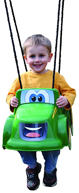 10 Best Toddler Outdoor Swing Reviews and Comparison - Magazine cover