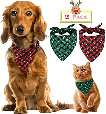Tie Dog Bandana Minnesota Bandana Hiking Dog Bandana Puppy Bandana Buffalo Plaid Dog Bandana Dog Accessories Dog Gift Dog Scarf