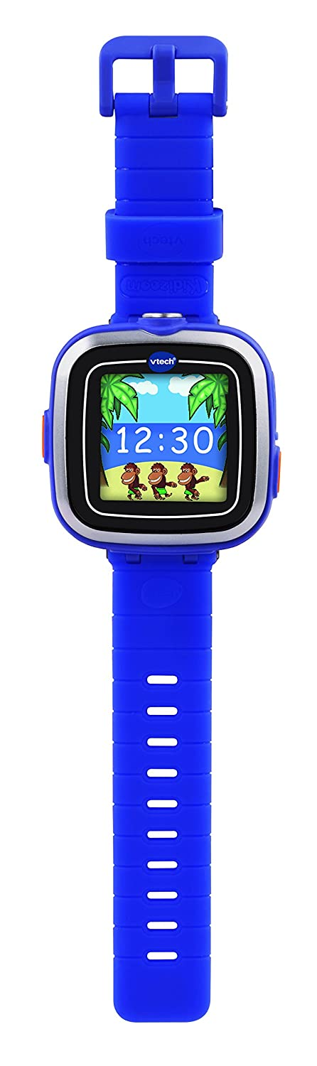 VTech - Smartwatch, Kidizoom, Color Azul (3480-155722)
