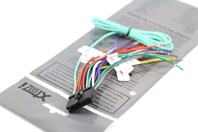 Ouku Wire Harness Power. . Wiring Diagram Ouku Double Din Wiring Harness on