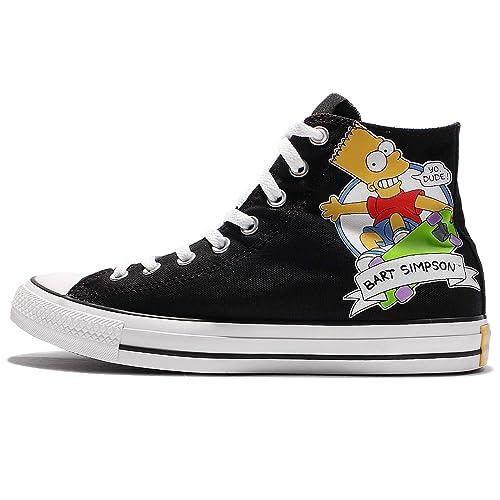 Converse - Zapatillas para Hombre Negro Negrohttps://amzn.to/2S7GwIH