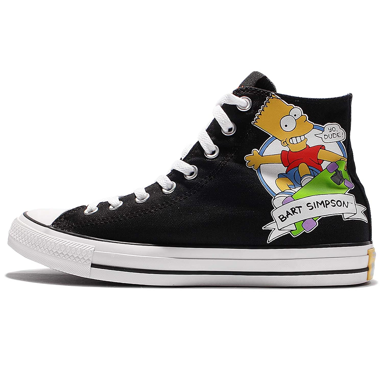 Converse Chucks All Star Bestellnummer 146810 146810 146810 Gr.  39 5   6 5 Limited Edition THE SIMPSONS f2d2b6