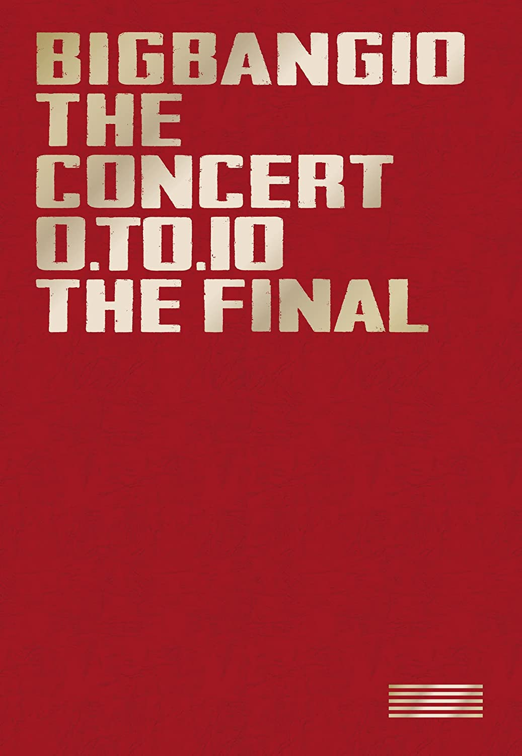 BIGBANG10 THE CONCERT : 0.TO.10 -THE FINAL-(Blu-ray(3枚組)+LIVE CD(2枚組)+PHOTO BOOK+スマプラムービー&ミュージック)(-DELUXE EDITION-)(初回生産限定) B01MTBYQ58