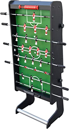 Viavito FT100X Folding Football Mesa, Unisex Adulto, Negro/Verde ...