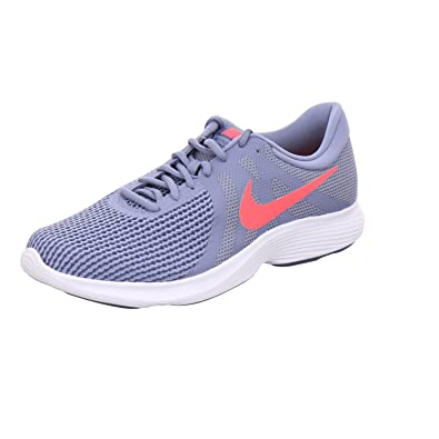 Nike Revolution 4 EU, Chaussures de Fitness Homme, Multicolore (Clay vert-River Rock-White 300), 45 EU