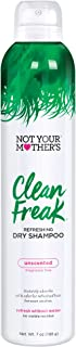 product image for Not Your Mothers Dry Shampoo Clean Freak 7 Ounce (Unscented) (207ml)