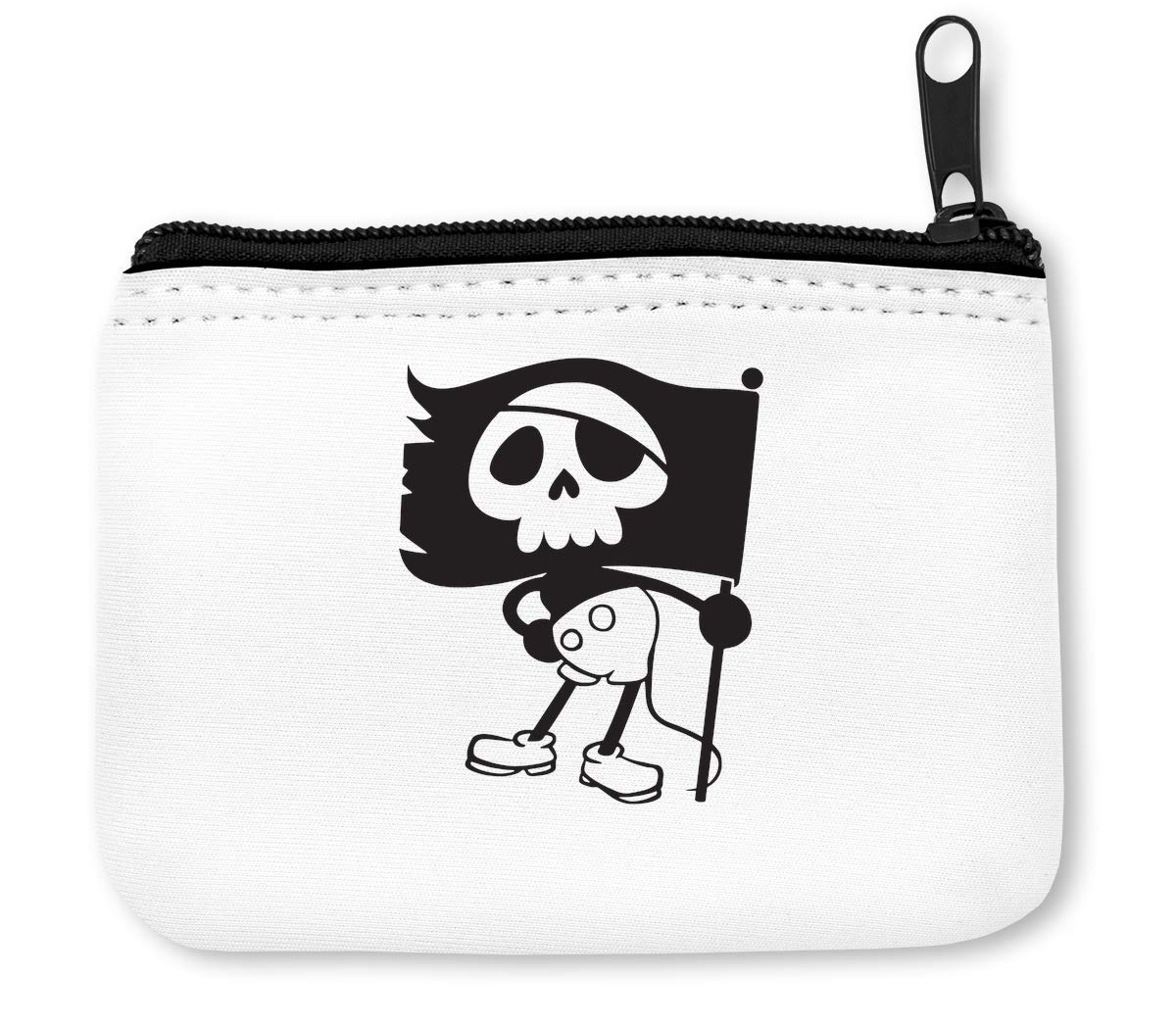 Mickey Mouse The Pirate Monedero de la Cremallera de la ...