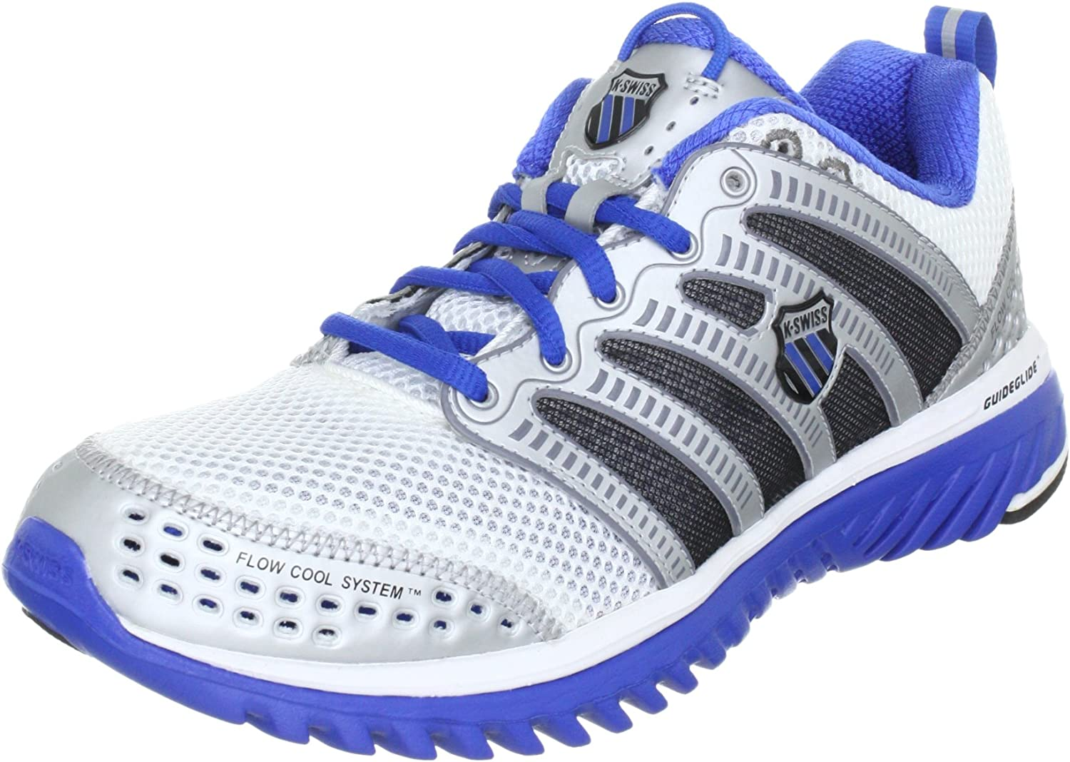 K-Swiss Blade-Light Run 02553-174-M - Zapatillas de Correr para Hombre, Color Blanco, Talla 40: Amazon.es: Zapatos y complementos