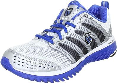 K-Swiss Blade-Light Run 02553-174-M - Zapatillas de Correr para Hombre, Color Blanco, Talla 40: Amazon.es: Zapatos y complementos