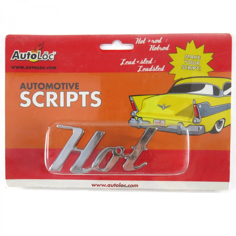 Autoloc Power Accessories 9950 Smartscript Hot Script