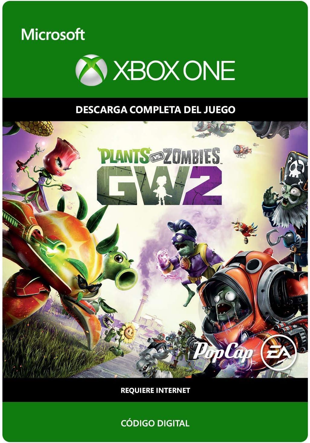 Plants vs. Zombies Garden Warfare 2   Xbox One - Código de descarga