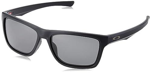 Ray-Ban Men s Holston Sunglasses, Black (Negro), 57  Oakley  Amazon ... ae308c83375f