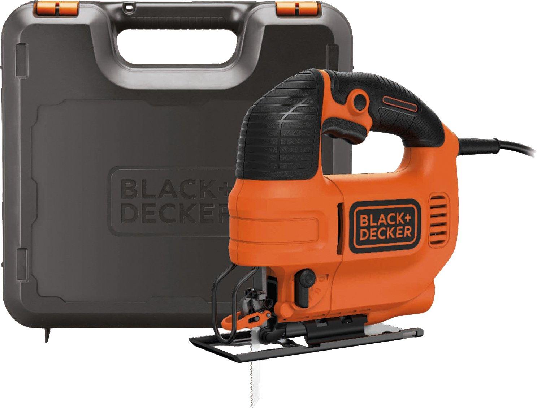 BLACK+DECKER KS701PEK-QS Scie sauteuse 520W En coffret