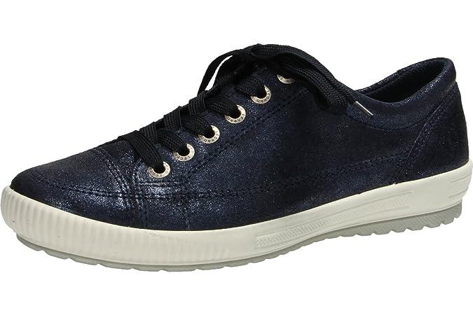 quality products on feet shots of super cute Legero Damen Schnuerschuhe NV 0-00820-83 Blau 232903