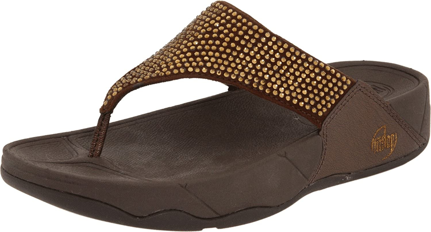 fitflop rokkit sandals - bronze ore