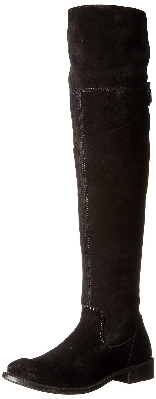 FRYE Women's Shirley OTK Suede Slouch Boot B01944OUYY 8.5 B(M) US|Black