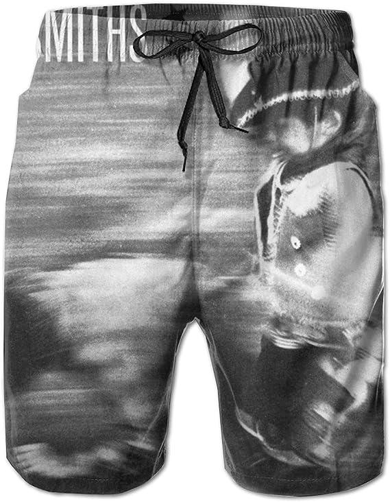 ByronJRivera Mans Rob Zombie Hellbilly Deluxe Fashion Adult Drawstring Surfers Shorts