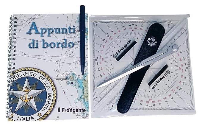 8 opinioni per Il Frangente STR 04 Set Carteggio Mariner