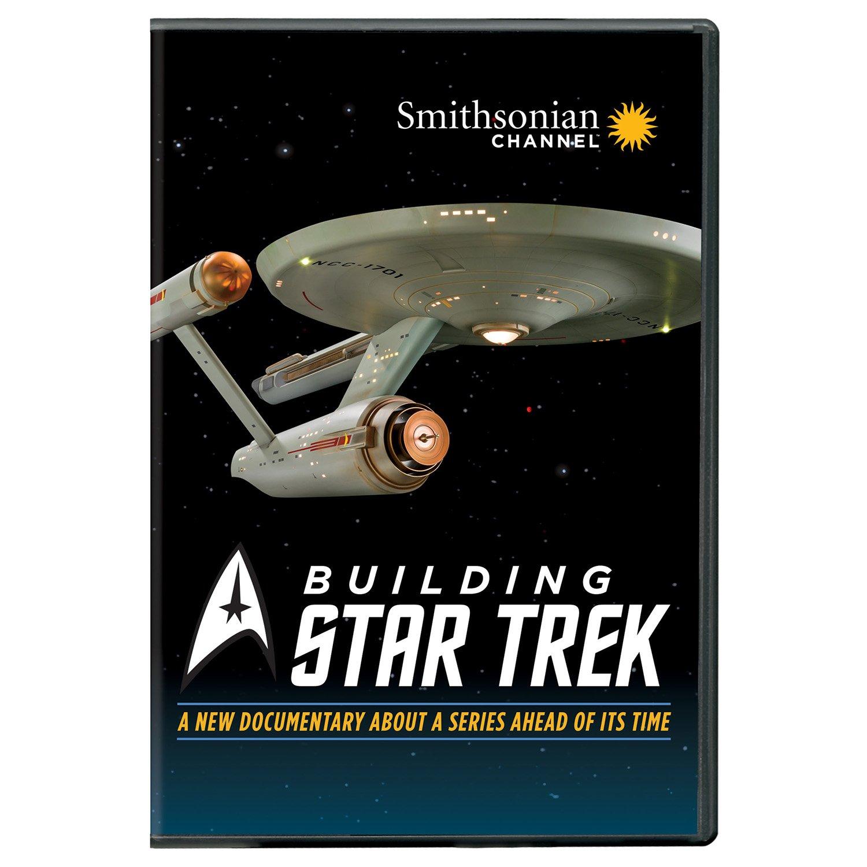 DVD : Smithsonian: Building Star Trek (DVD)