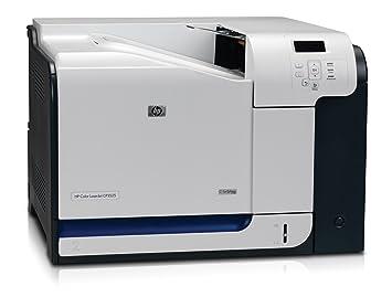 Hewlett Packard Impresora Laser Color Laserjet Cp3525N A4 ...