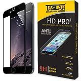 Taslar Iphone 7 Plus Screen Protector(3D Glass), Iphone 7 Plus 3D Full Coverage Tempered Glass Screen Protector For Apple Iphone 7 Plus, 2016 Iphone 7 Plus(Black)
