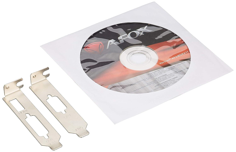 AFOX Radeon HD 6450 2GB DDR3 64bit VGA LP DVI HDMI