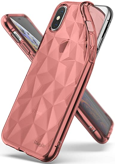 91041e77679f3 Ringke Air Prism Compatible with iPhone Xs Case, iPhone X Case 3D  Contemporary Design Geometric Stylish Pattern TPU Drop Resistant Cover for  iPhone X, ...