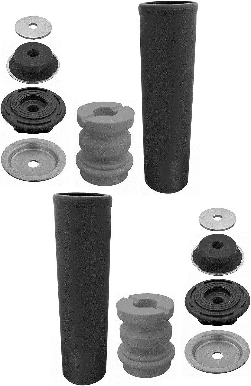 Pair Set of 2 Rear Upper KYB Suspension Shock Mounting Kit For Scion xA xB Toyota Echo
