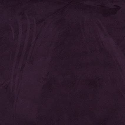 Amazon Com C088 Dark Purple Microsuede Upholstery Grade Fabric By
