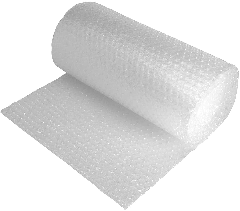 Jiffy-Confezione di bolle pellicola protettiva, motivo: bolle, 10 mm, 500 mm x 10 m, BROC37962 Pregis Ltd 327026