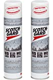 Scotch Gard Protector spray Water Repellent Shoe Protector, confezione da 2