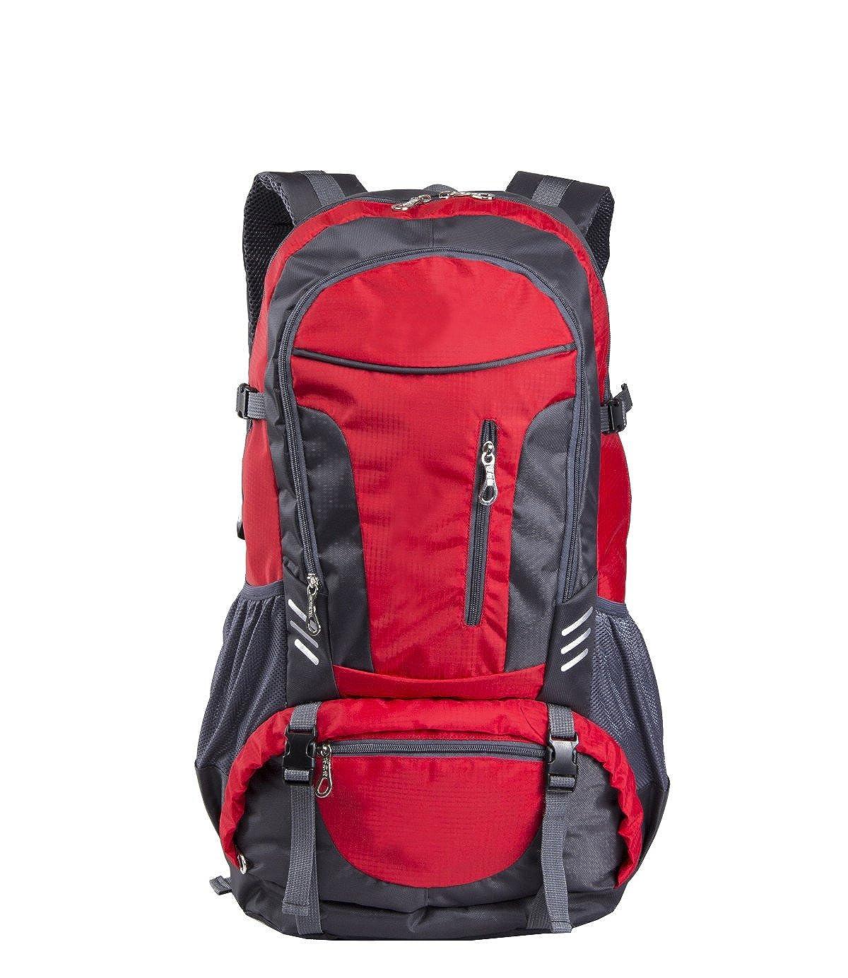 1 One Size LAIDAYE Large Capacity Bag Shoulder Bag Travel Bag Outdoor Bag Multifunctional Package Backpack