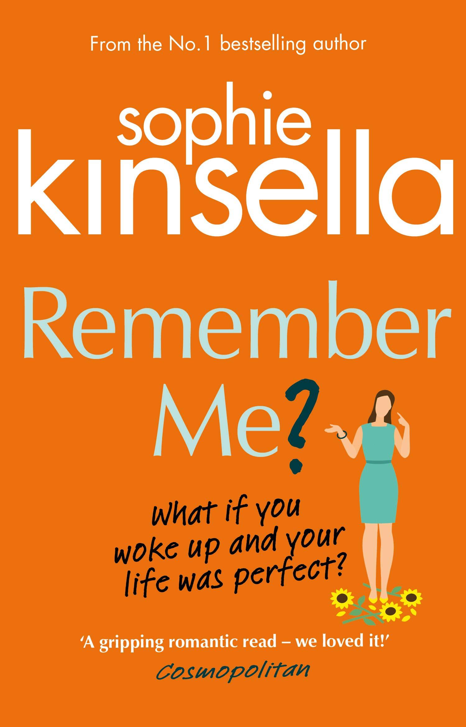 Remember Me Kinsella Sophie 9780552772761 Amazon Com Books