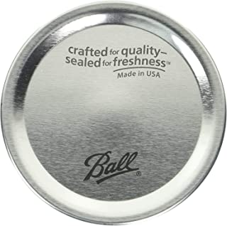 product image for 2 X Ball Wide Mouth Dome Lids, 12 per Box - Pack of 4 (48 Lids Total)