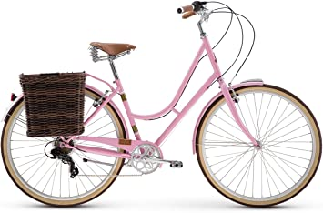 2018 Raleigh Superbe City Cruiser Bicycle