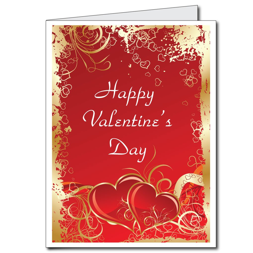 Amazon victorystore jumbo greeting cards giant valentines amazon victorystore jumbo greeting cards giant valentines day card hearts 2 x 3 card with envelope greeting cards office products kristyandbryce Gallery