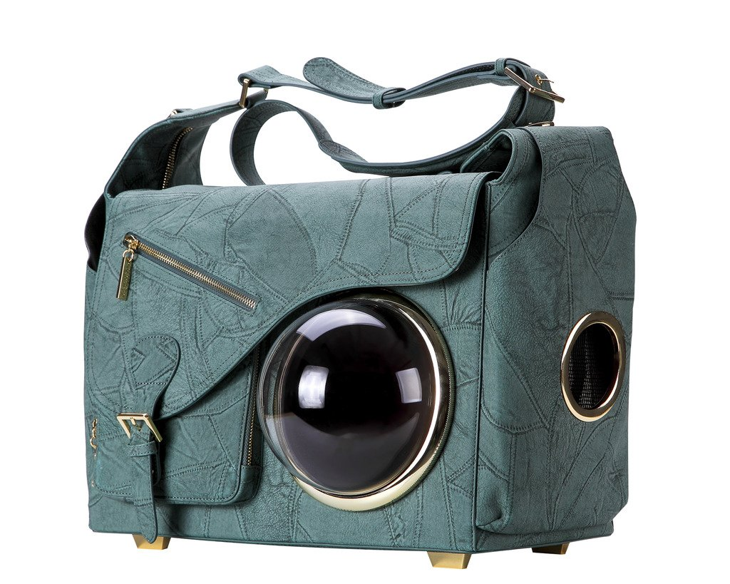 CloverPet Luxury Pet Travel Carrier Backpack