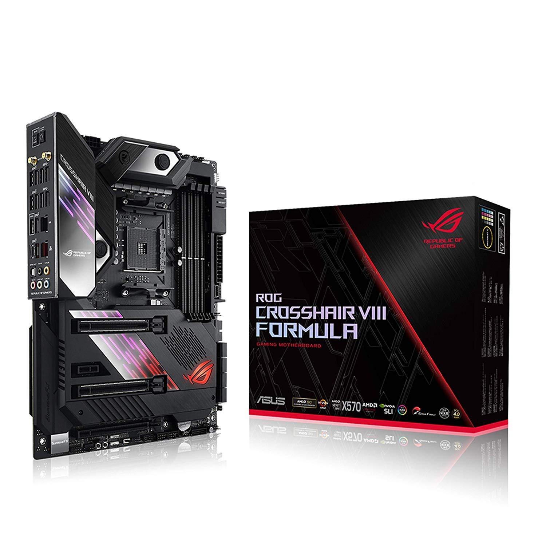 ASUS Pro WS X570-ACE Soporte de memoria DDR4 ECC U.2 y Centro de Control Expr/és de ASUS Placa base workstation ATX AMD AM4 X570 con 3 PCIe 4.0 x16 dos M.2 Intel Gigabit LAN