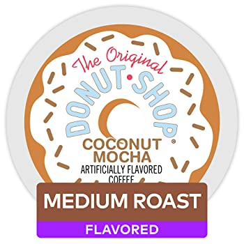 The Original Donut Shop Coconut Mocha K-cups