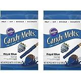 Wilton 1911-6076 Candy Melts, 12-Ounce, Royal Blue(2pk)