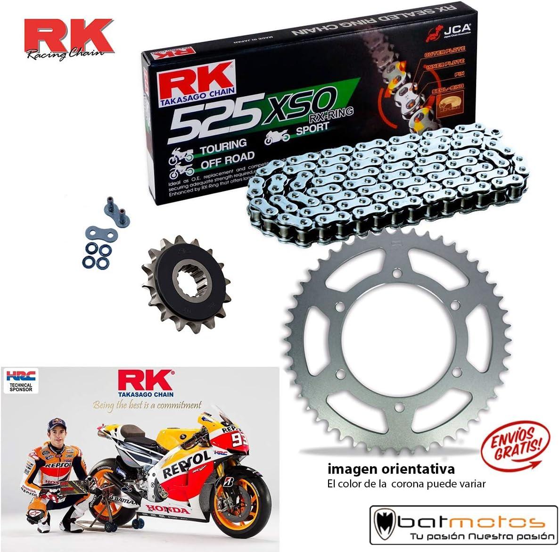 Kit de Transmision RK Honda CBR600F 2001-07 16/45-108