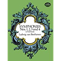 Beethoven: Symphonies Nos. 1, 2, 3 and 4