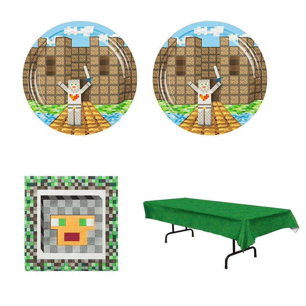 RD Pixel Juego de Fiesta de cumpleaños con temática de ...