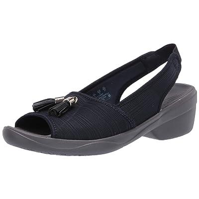 Amazon.com | BZees Women's Mirage Slingbacks Sandal | Loafers & Slip-Ons