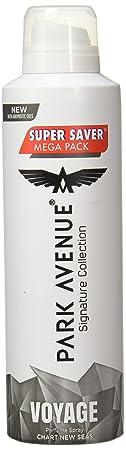 Park Avenue Mega Voyage Signature Deo for Men, 220ml Perfume at amazon